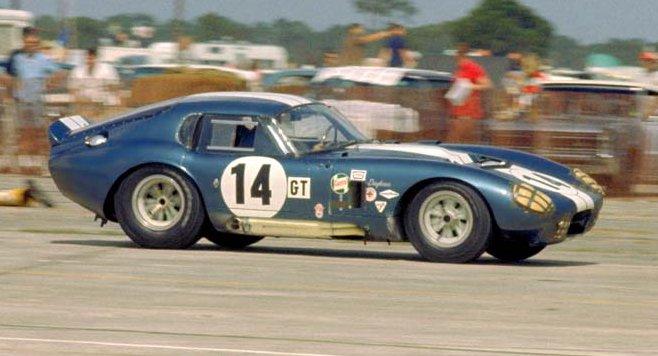 1964 Shelby Cobra Daytona Coupe Images Photo