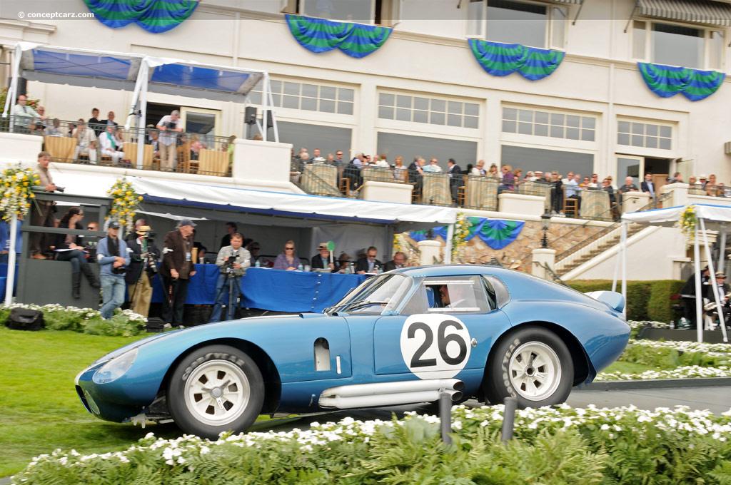 1965 Shelby Cobra Daytona  conceptcarzcom
