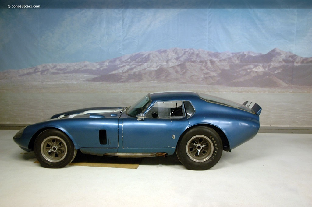 Auction Results And Data For 1965 Shelby Cobra Daytona