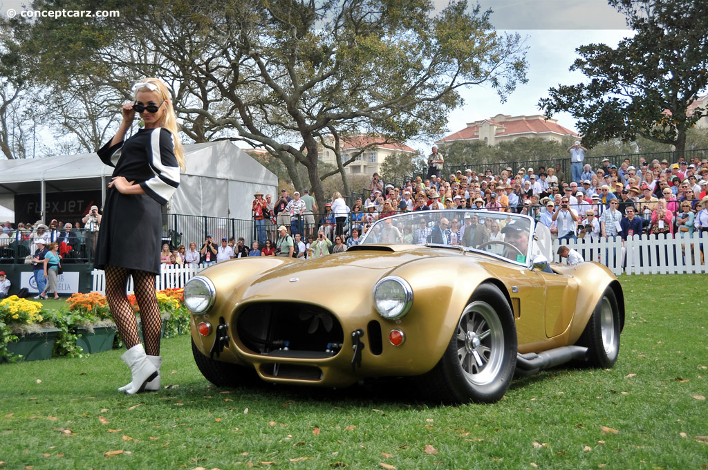 Auction results and data for 1966 Shelby Cobra 427  conceptcarzcom