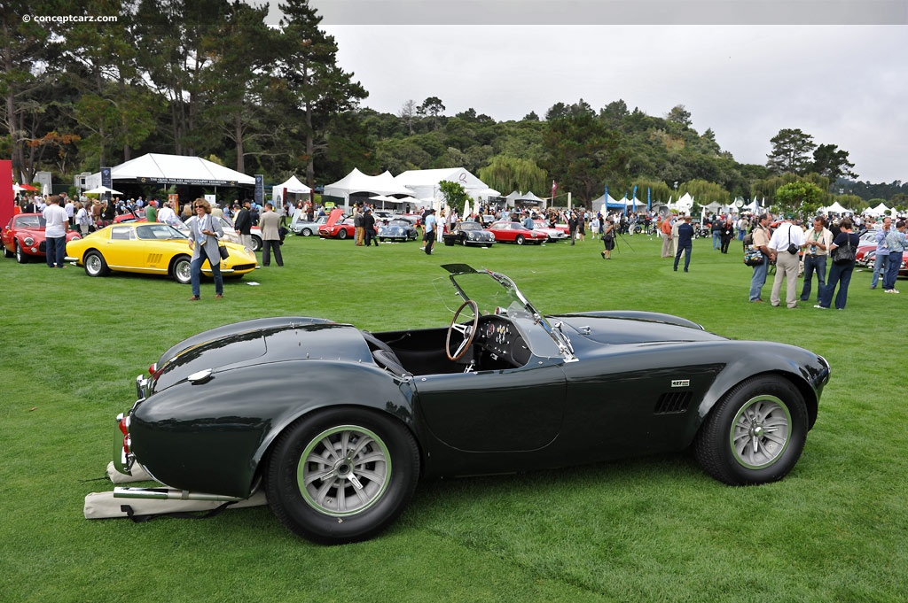 Auction results and data for 1967 Shelby Cobra 427  conceptcarzcom