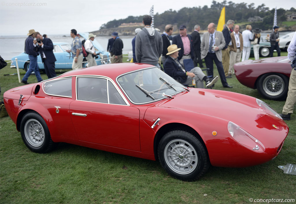1965 Abarth 2 Mila Corsa Pictures History Value