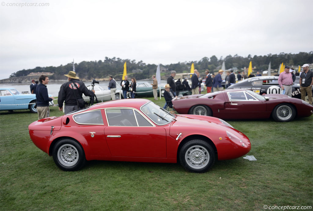 1965 Abarth 2 Mila Corsa Conceptcarz