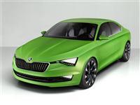 Skoda VisionC Design Concept