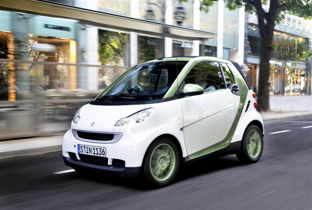 2010 Smart ForTwo Electric Drive Concept