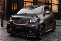 Smart fortwo Disturbing London Edition