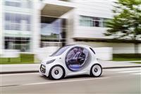 2017 Smart vision EQ Concept image.
