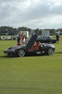 2005 Spyker C8 Spyder image.