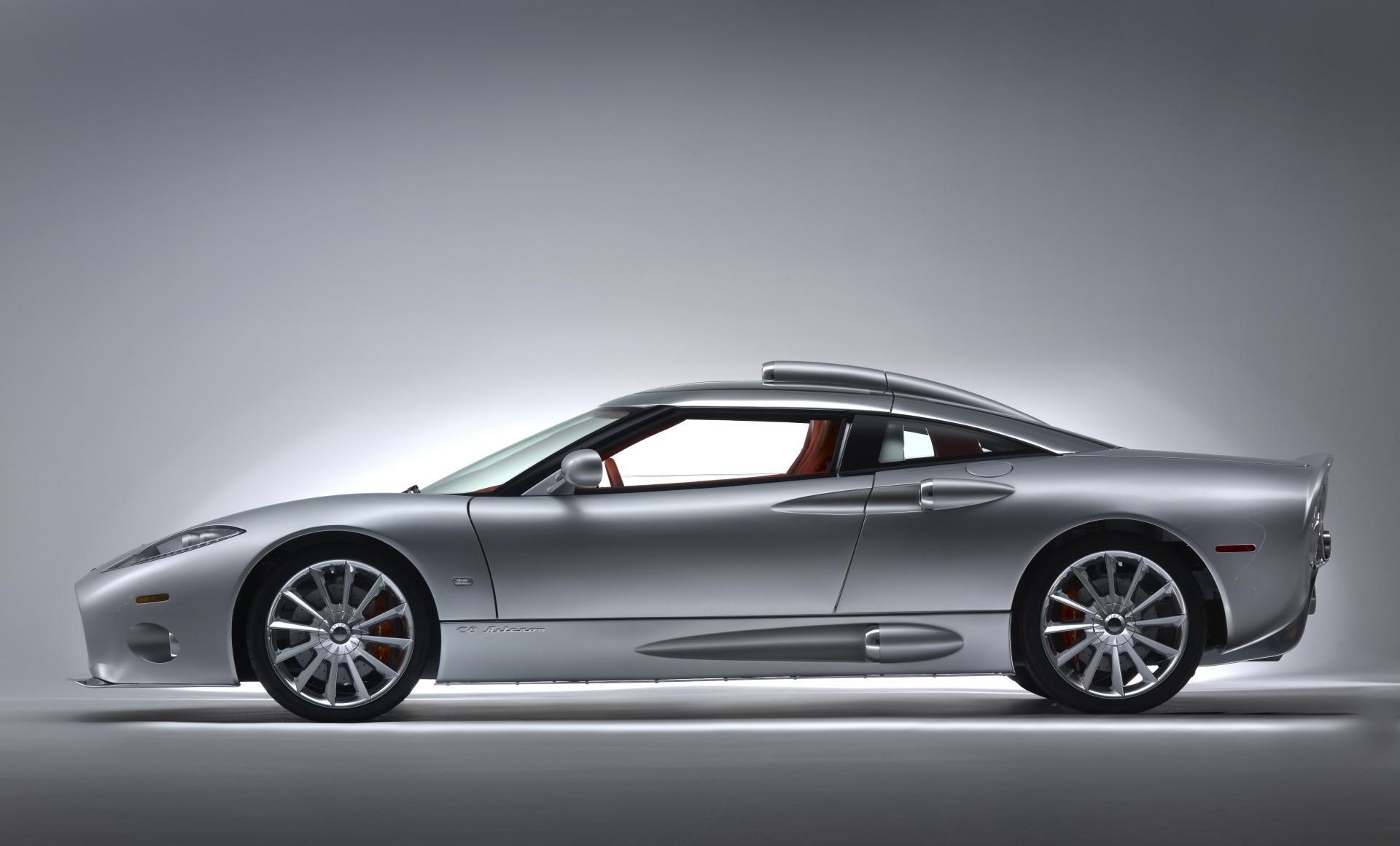 Geneva Auto Sales >> 2009 Spyker C8 Aileron - conceptcarz.com