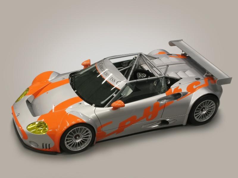 2005 Spyker C8 Spyder GT2 R
