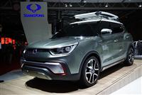 Ssang Yong XIV-Adventure Concept