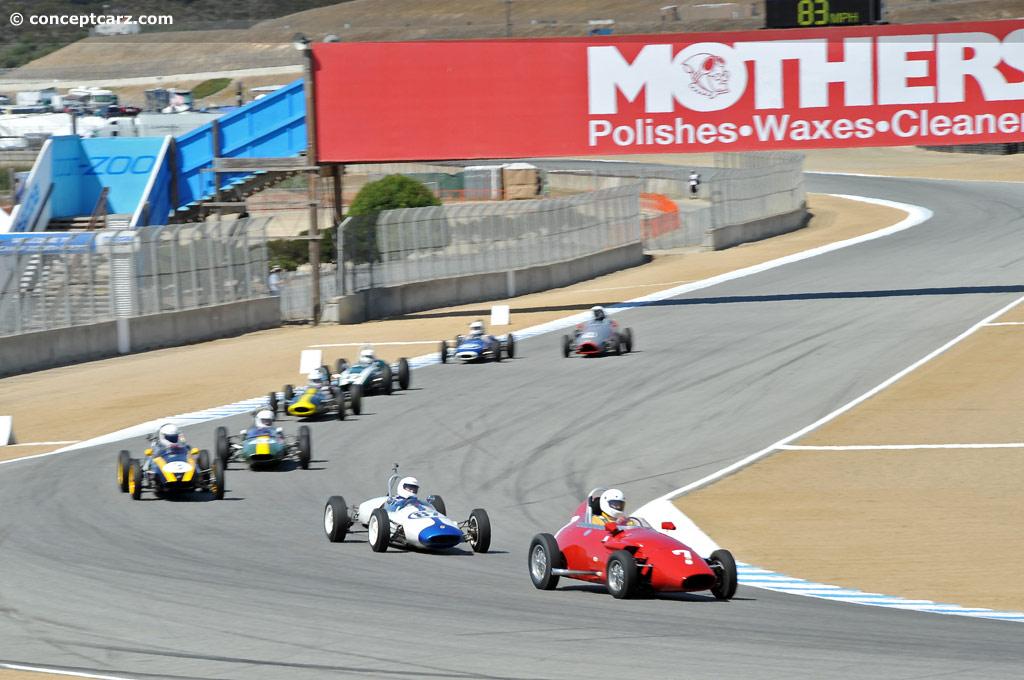 Stanguellini Monoposto Formula Junior Conceptcarz Com