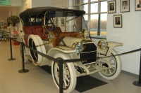 1912 Stearns Toy Tonneau Runabout image.