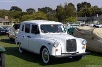 1986 Sterling Asutin Limousine image.