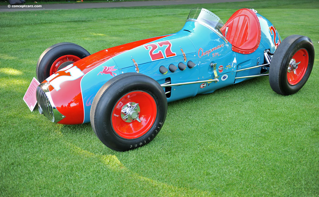 1958 Sprint Car Vintage Race Car Paul Doody Special: 1952 Stevens Chapman Special Pictures, History, Value