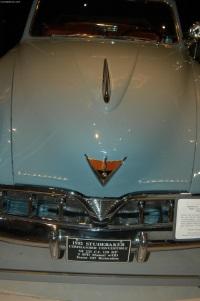 1952 Studebaker Commander image.