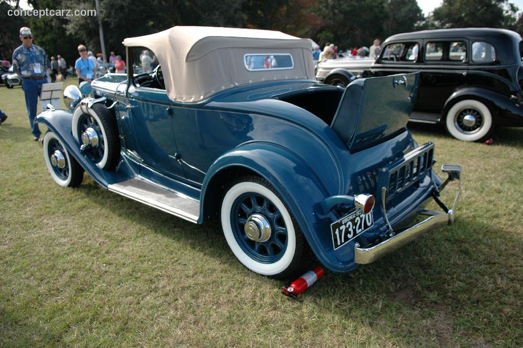 1932 Studebaker Dictator - conceptcarz.com