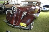 1935 Studebaker Model 2A Dictator Phaeton image.