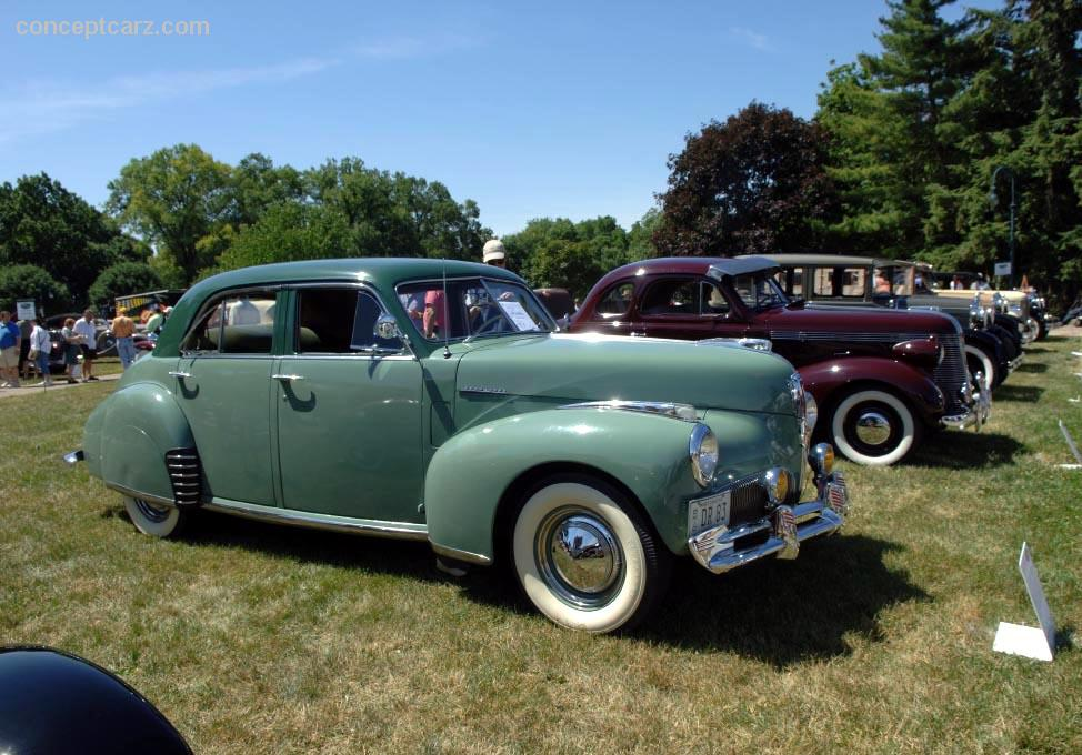 1941 Studebaker Commander Pictures History Value