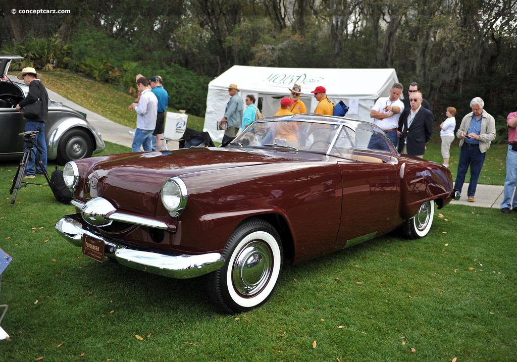 1947 Studebaker Gardner Prototype Conceptcarz Com