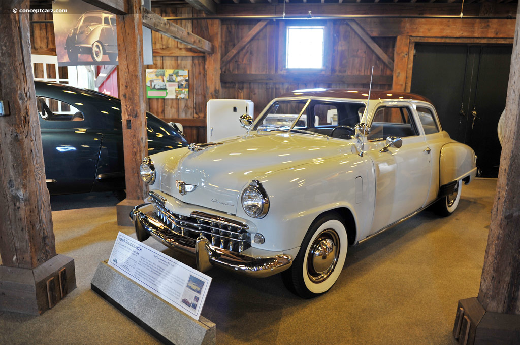 Studebaker Champion Regal Deluxe pictures and wallpaper