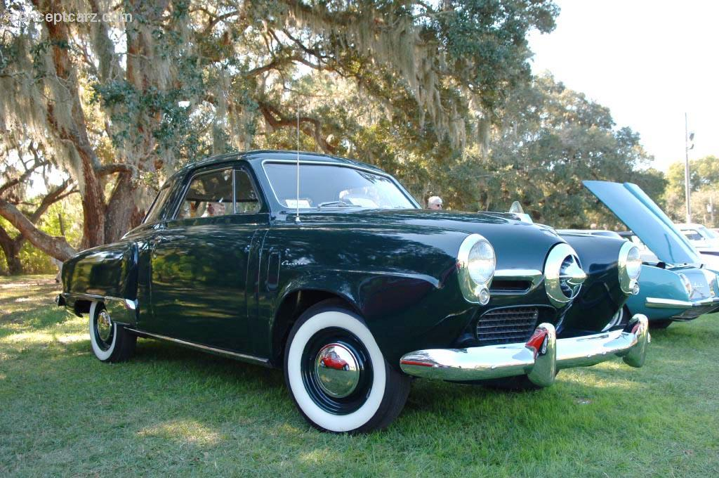 Auction results and data for 1950 studebaker champion - Studebaker champion starlight coupe ...