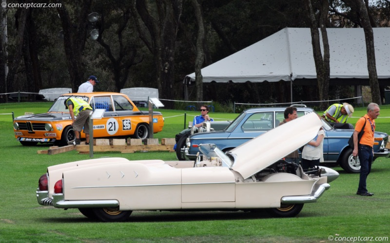 1951 Studebaker Manta Ray At The Amelia Island Concours D
