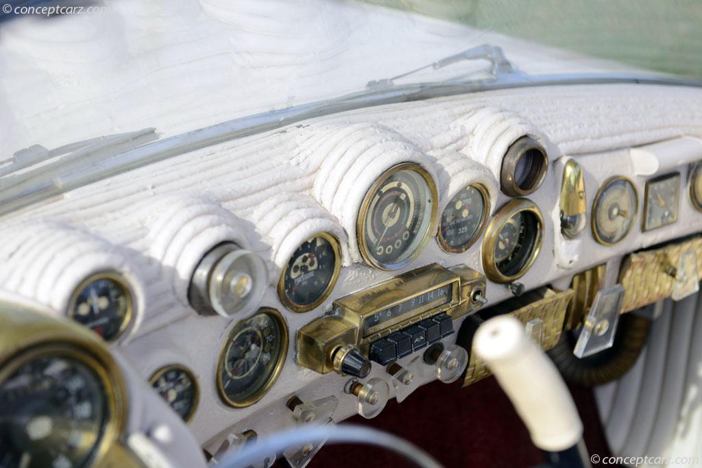 1951 Studebaker Manta Ray Image