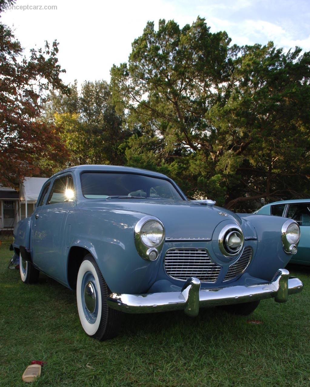 1951 Studebaker Champion At The Stpr Susquehannock Trail