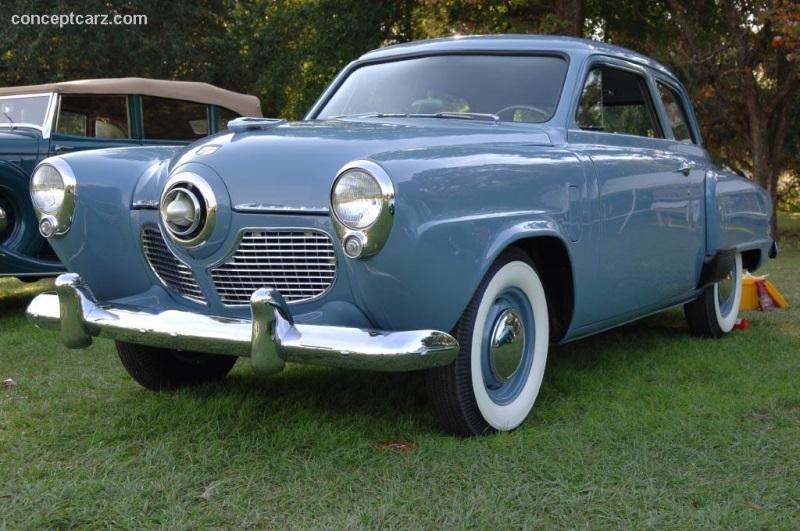 1951 Studebaker Champion Image