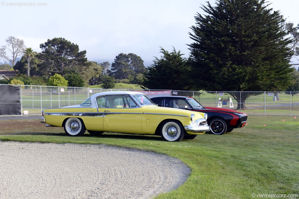 Auction Results And Data For 1955 Studebaker Commander
