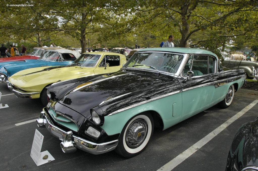 1955 Studebaker President Speedster Conceptcarz