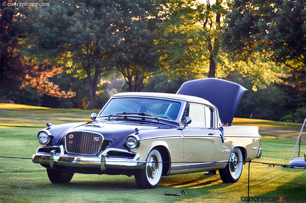 Auction Results And Data For 1956 Studebaker Golden Hawk