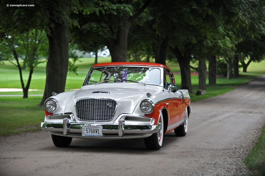 Studebaker Golden Hawk pictures and wallpaper