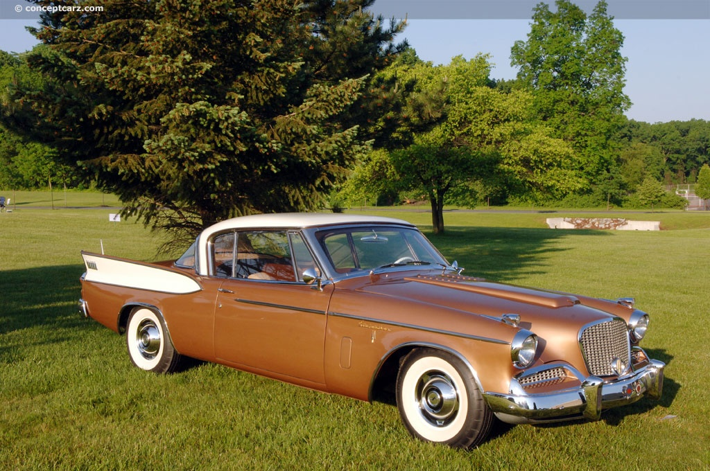 1958 Studebaker Golden Hawk Image
