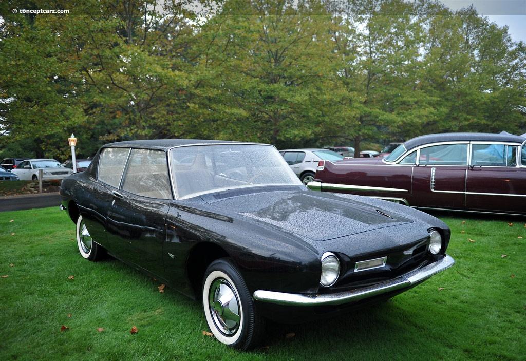 1962 Studebaker Avanti Prototype Conceptcarz