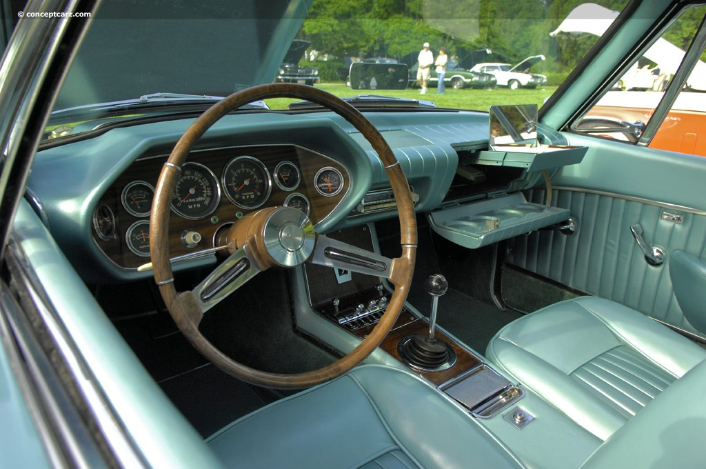 1964 studebaker avanti r2 at the 32nd annual ault park concours d 39 elegance. Black Bedroom Furniture Sets. Home Design Ideas