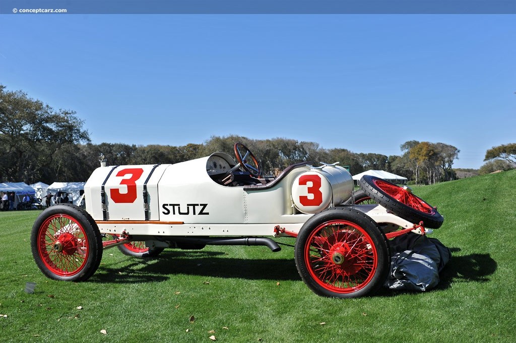 Stutz Indy Racer Dv Ai on Wisconsin Engine Specifications