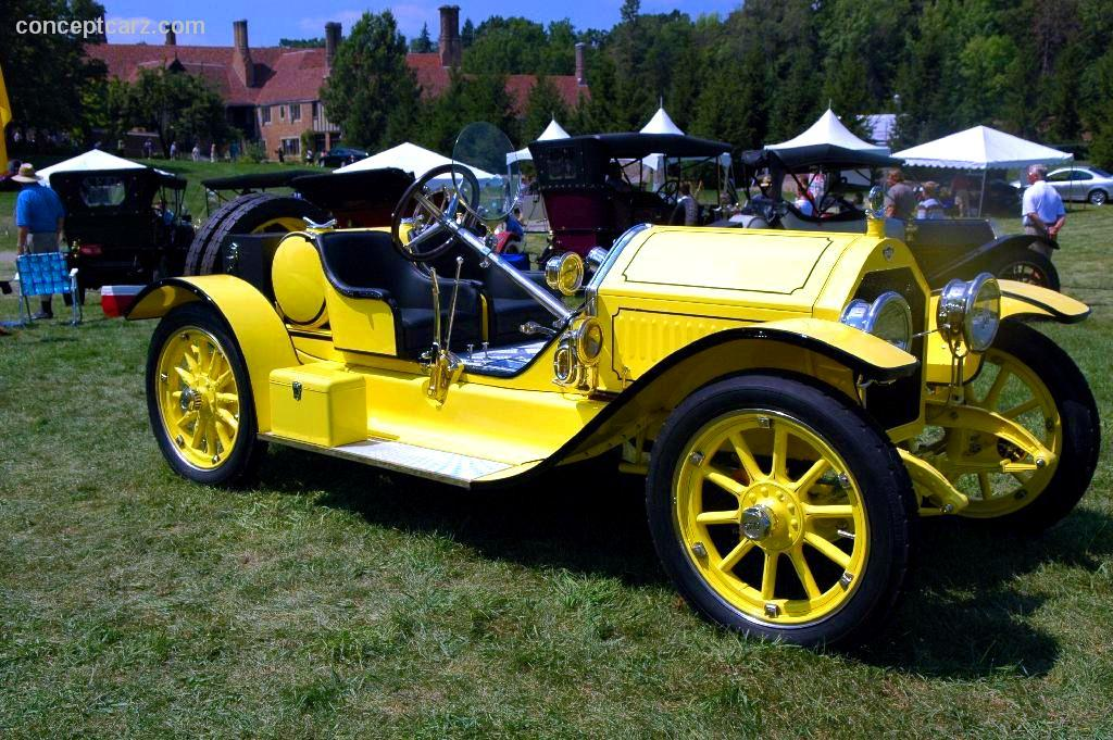 Auction Results And Data For 1915 Stutz Bearcat