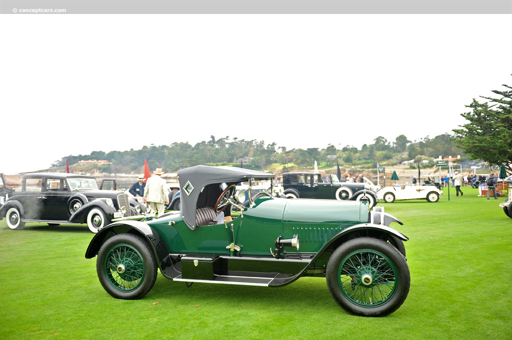 1918 Stutz Series S Pictures History Value Research