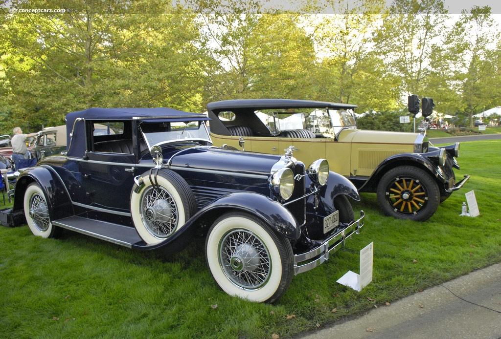 Birmingham Car Auction >> 1928 Stutz Model BB - conceptcarz.com