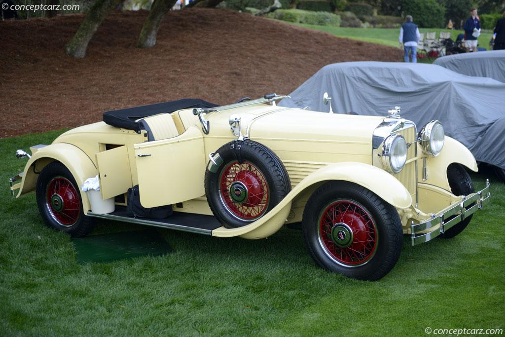 1930 Stutz Model M Image