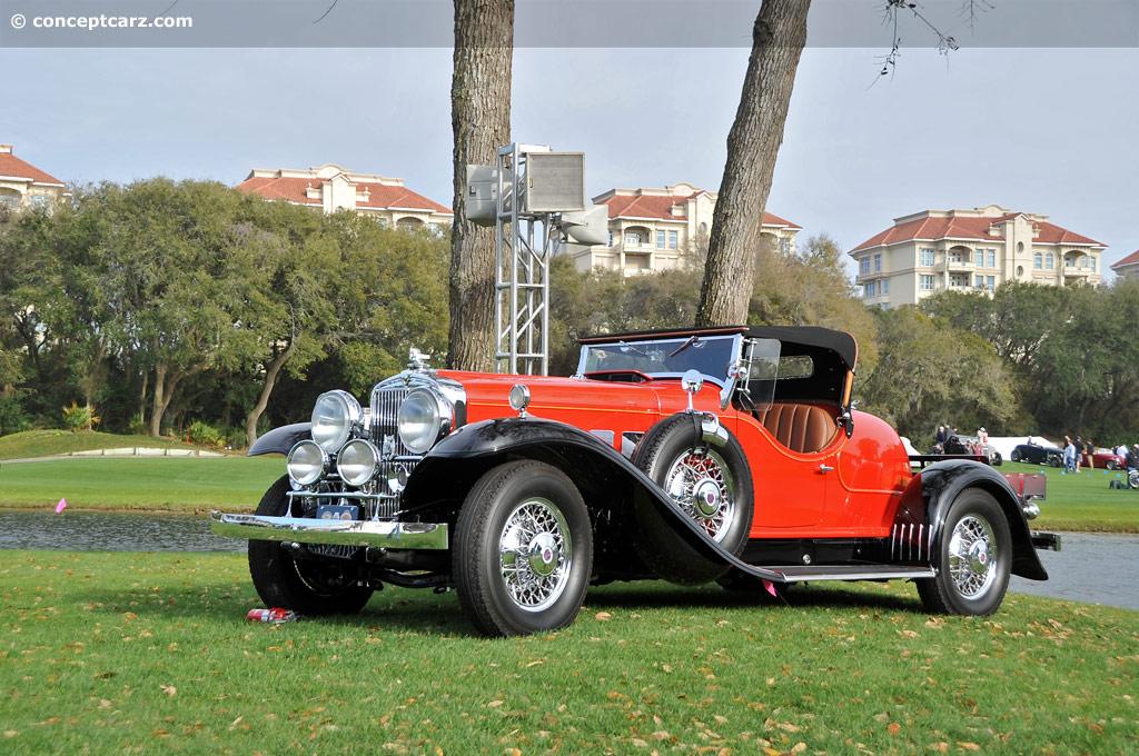 1932 Stutz Model Dv 32 Image