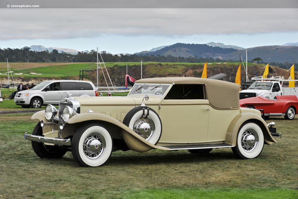 Car Estimate Value >> Auction results and data for 1933 Stutz DV-32 - conceptcarz.com