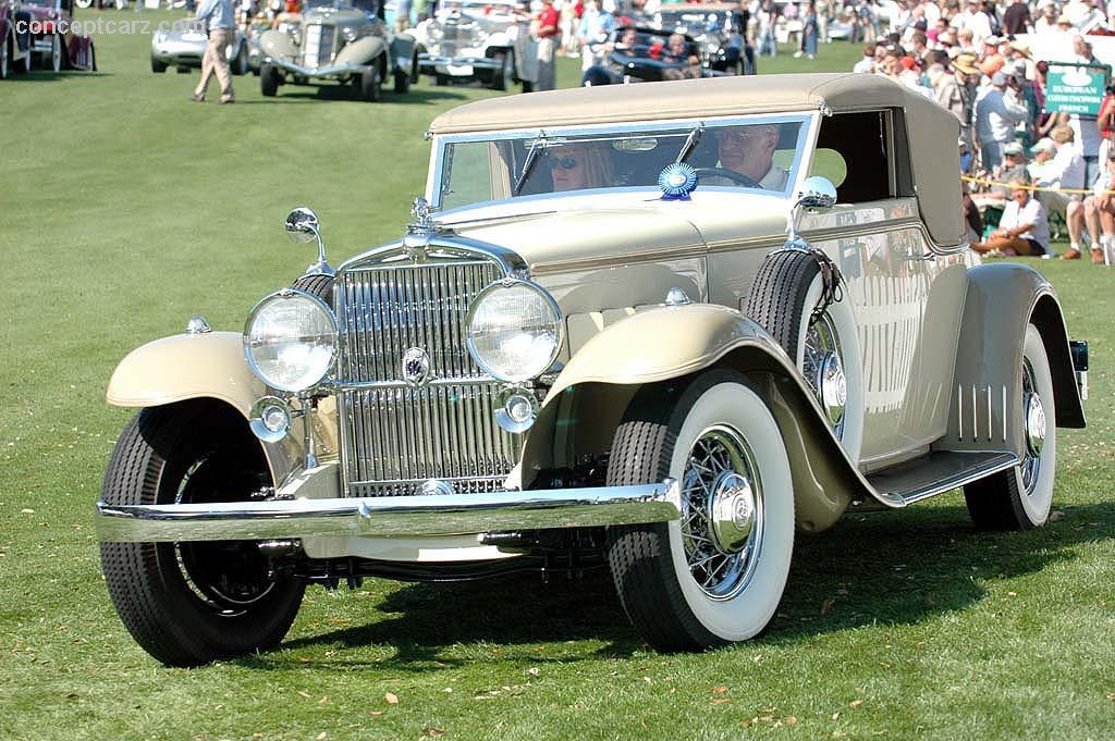 1933 Stutz DV-32 - conceptcarz.com
