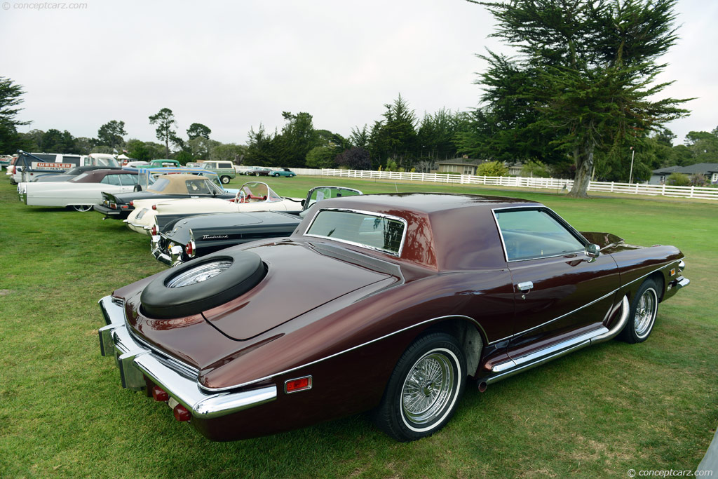 Auction Results And Data For 1974 Stutz Blackhawk Conceptcarz Com