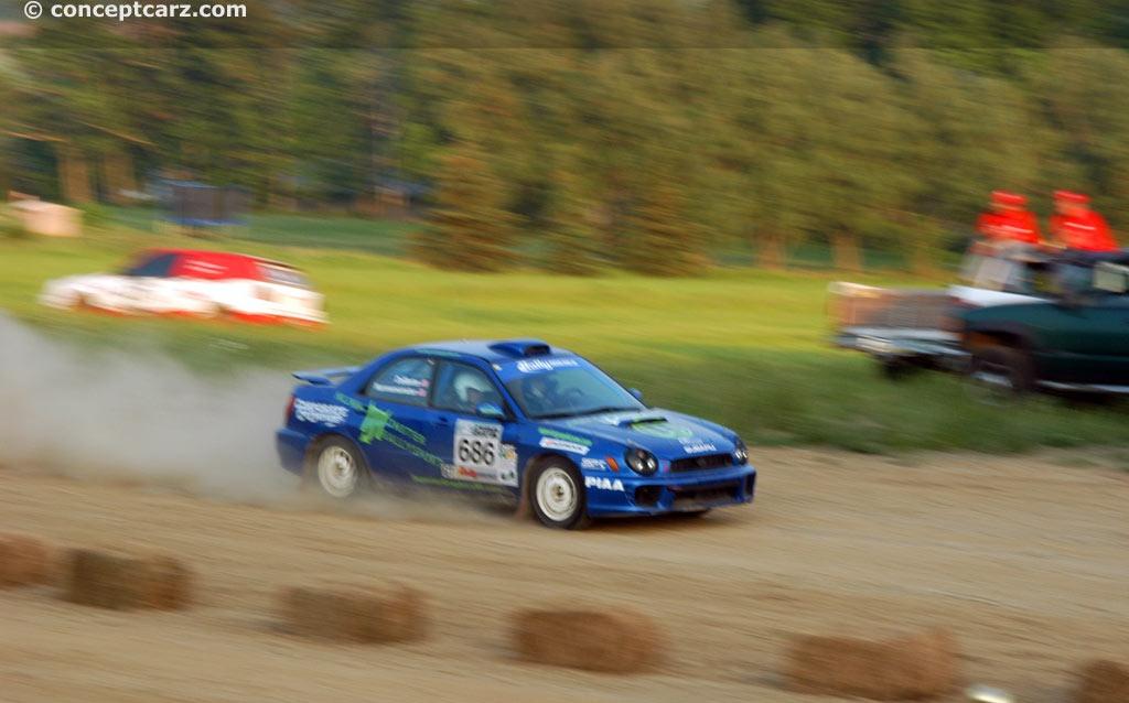 2002 Subaru Impreza Image