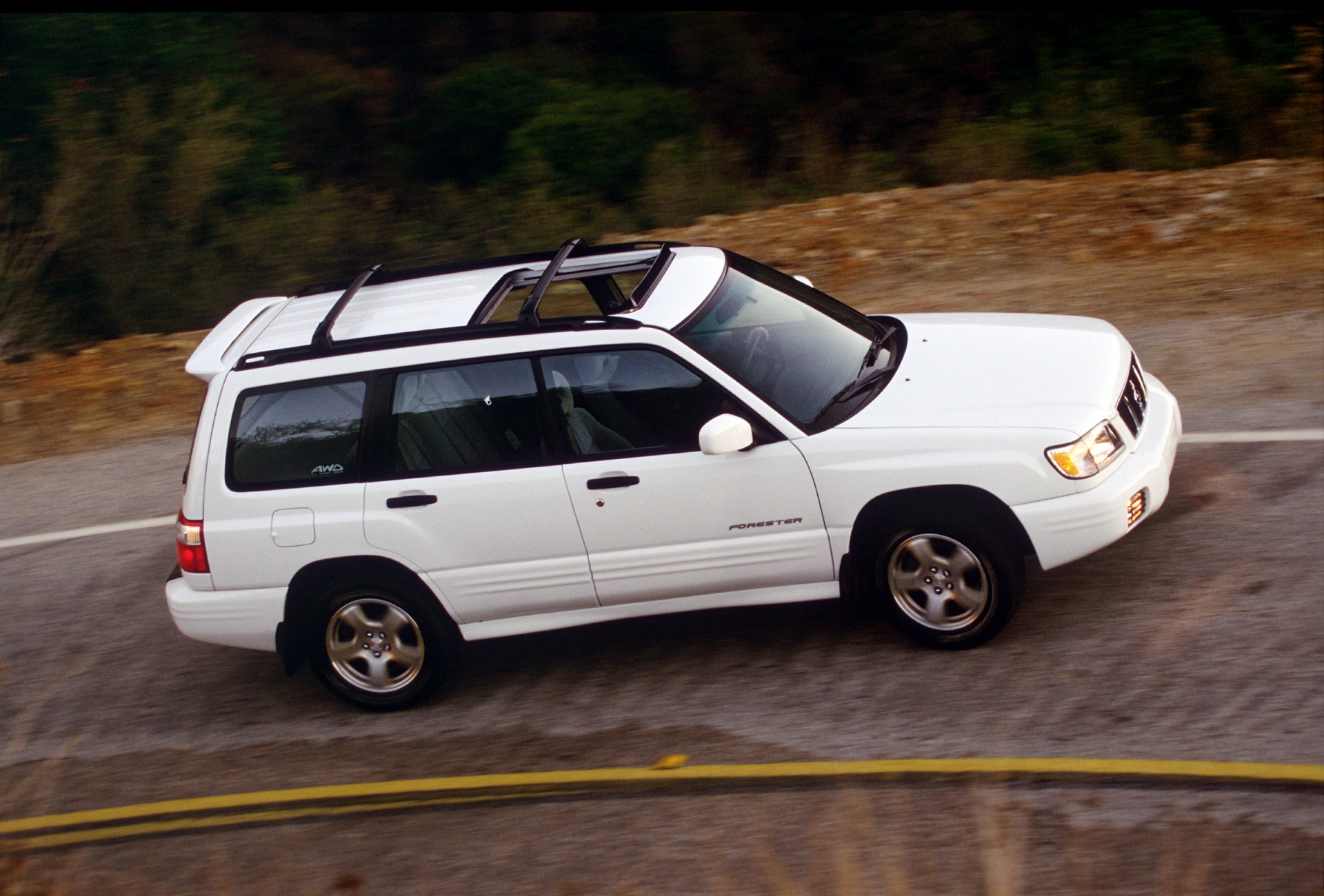 2002 subaru forester image. Black Bedroom Furniture Sets. Home Design Ideas