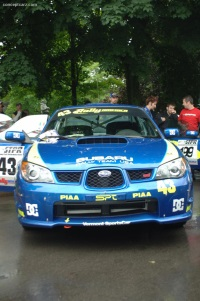 2006 Subaru Impreza WRX STi image.