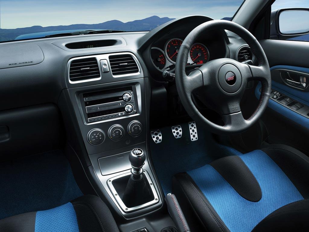 2005 Subaru Impreza Wrx Sti Image